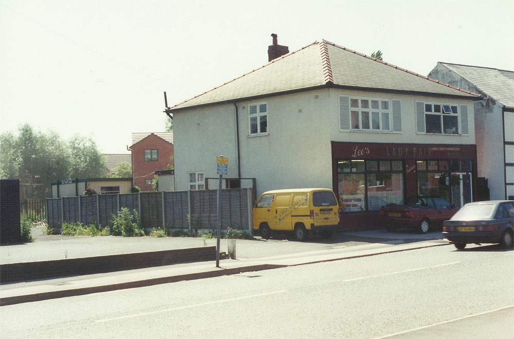Green Leevs in the 1980s